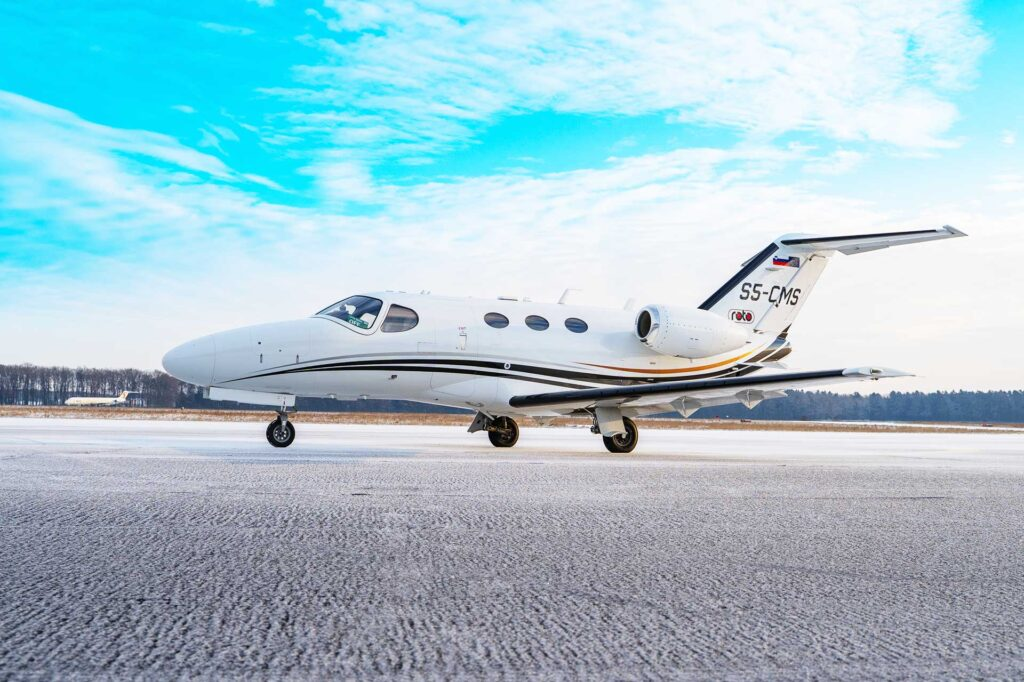 Roto Cessna Citation Mustang C510