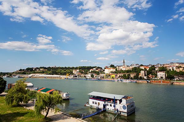 Najem privatnega letala priljubljene destinacije Beograd Serbija