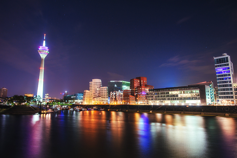 Najem privatnega letala priljubljene destinacije Dusseldorf Nemčija