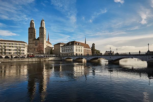Najem privatnega letala priljubljene destinacije Zurich Švica